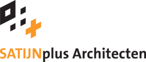 logo satijn plus architecten