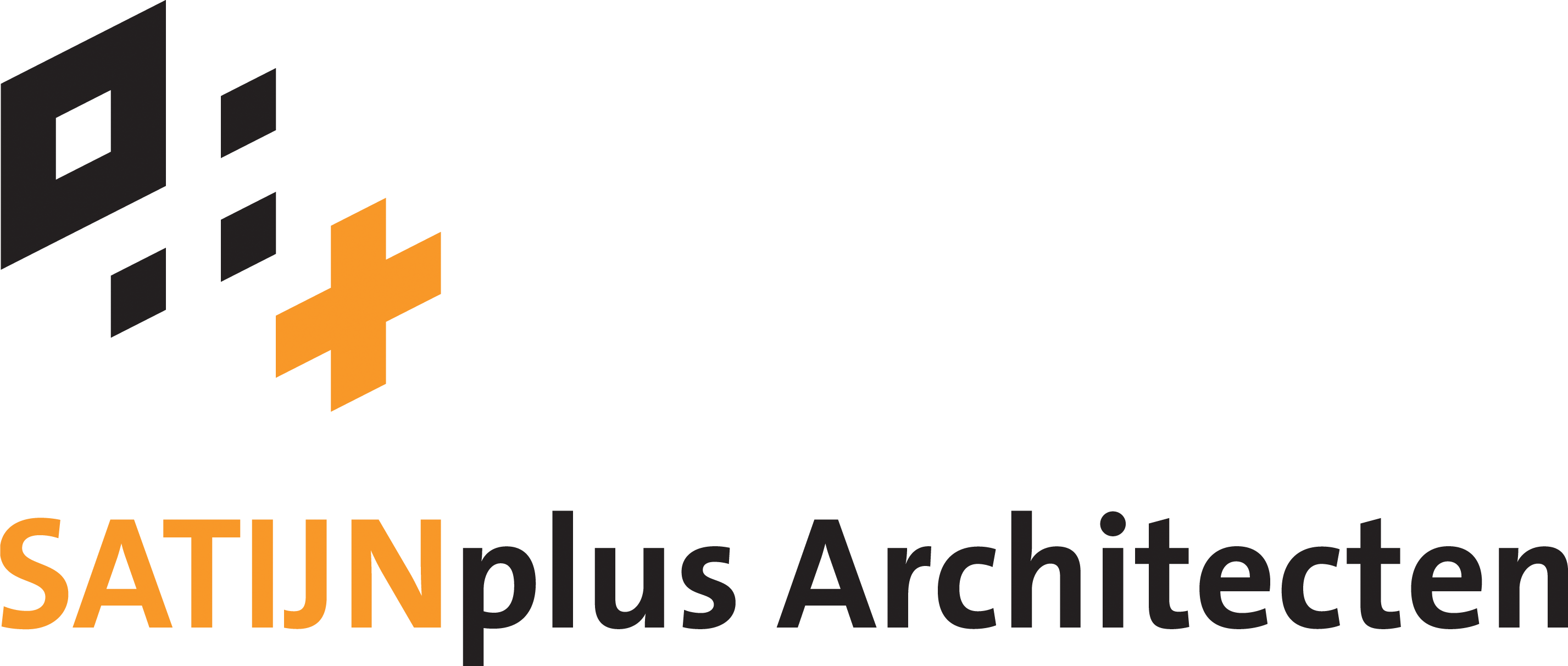 logo satijn plus architecten