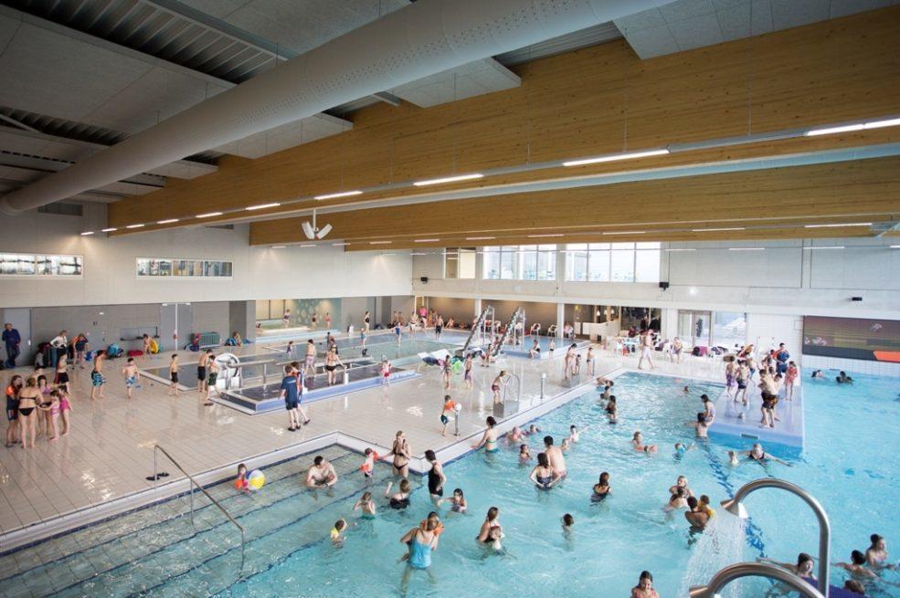 Huis Van De Sport Hoofddorp Zwembad