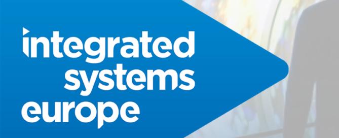 #ISE2020 de nieuwste technologie op audiovisueel gebied en systeemintegratie