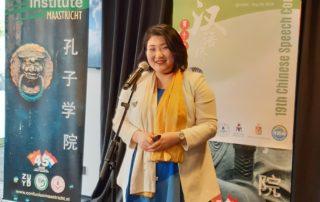 Chinese spreekwedstrijd Confucius Institute
