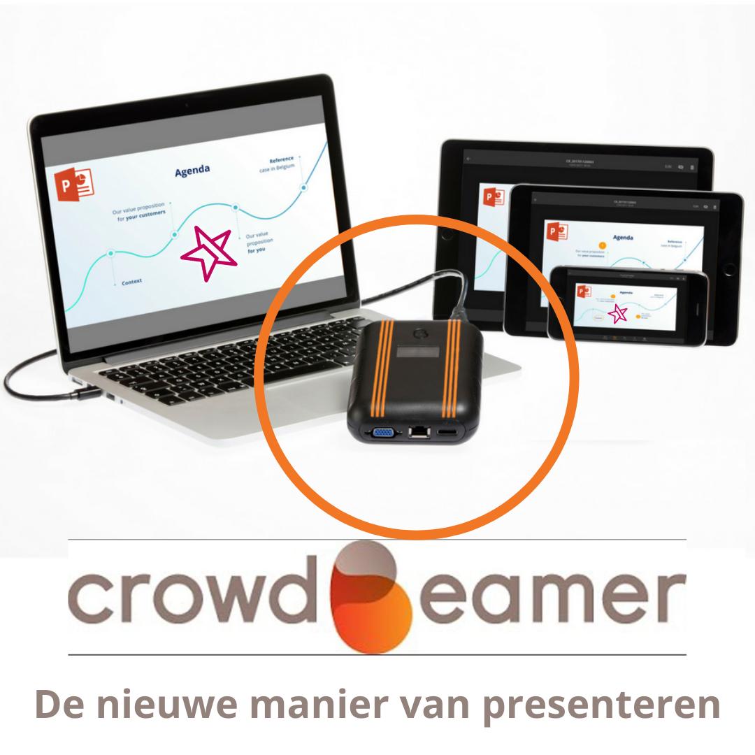 Crowdbeamer