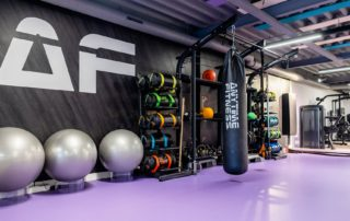 Anytime Fitness Benelux - Media Service
