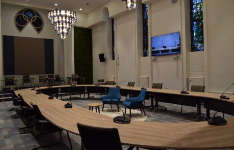 Raadszaal gemeente Gulpen-Wittem - Media Service