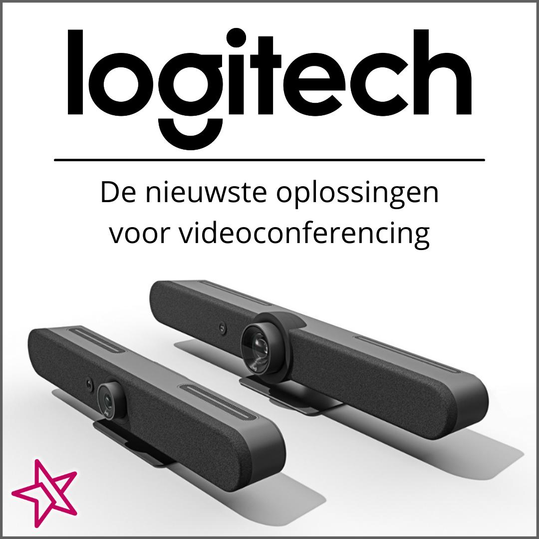 Logitech - de nieuwste oplossingen voor videoconferencing