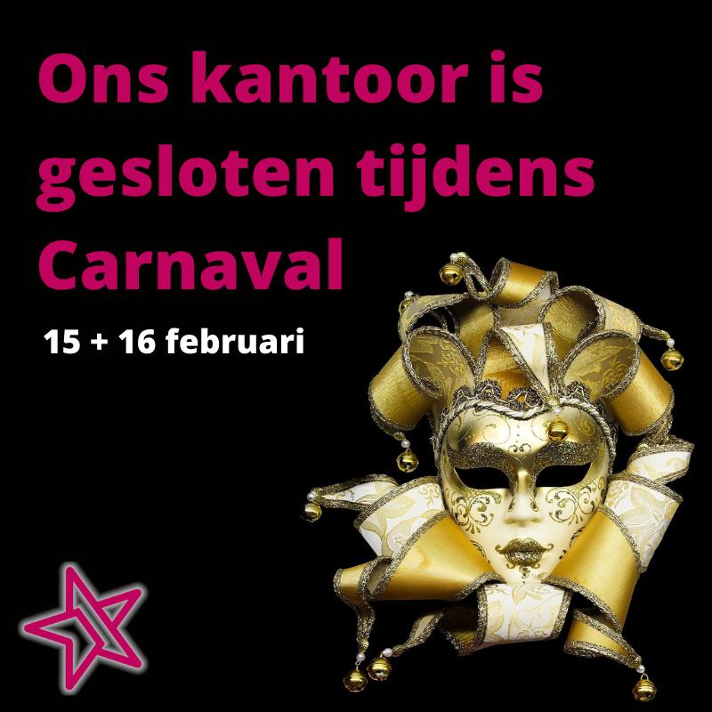 Carnaval 2021 - Media Service Maastricht