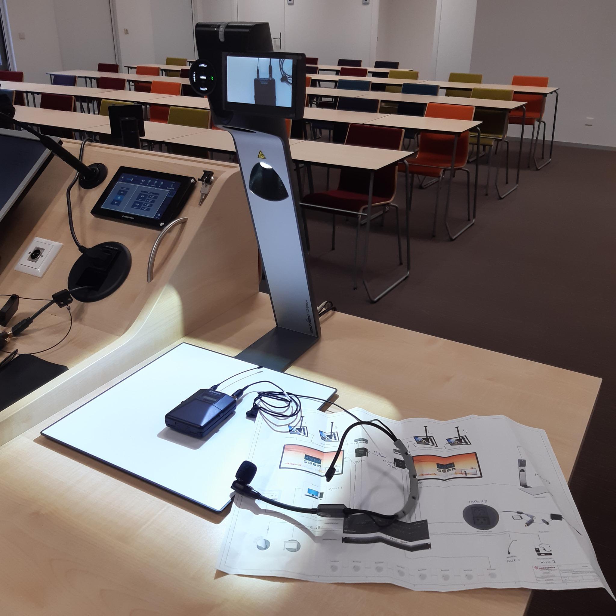 Maastricht University-DKE-collegezaal-visualizer