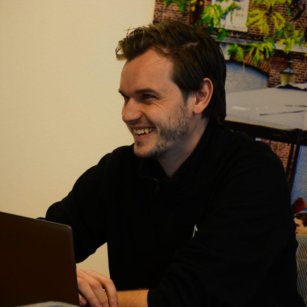 Robert van Marion (AV-Tech)