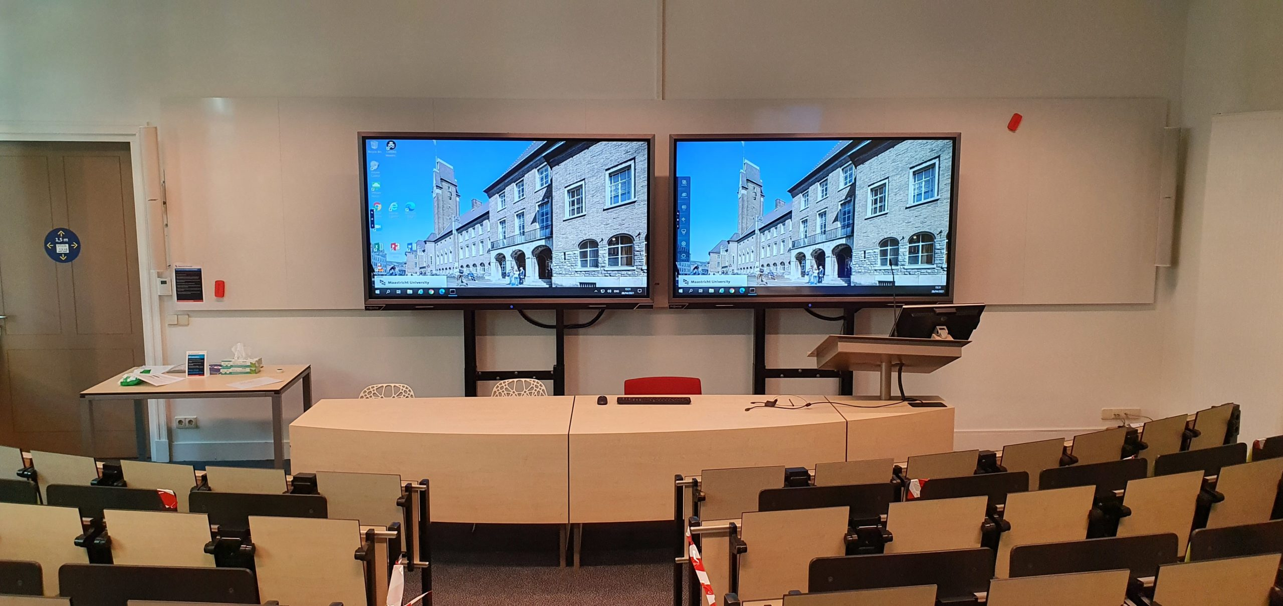 UM Faculty of Law - Lecture Room - Media Service