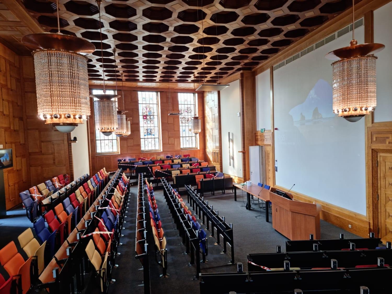 Maastricht University - Statenzaal - Media Service Maastricht