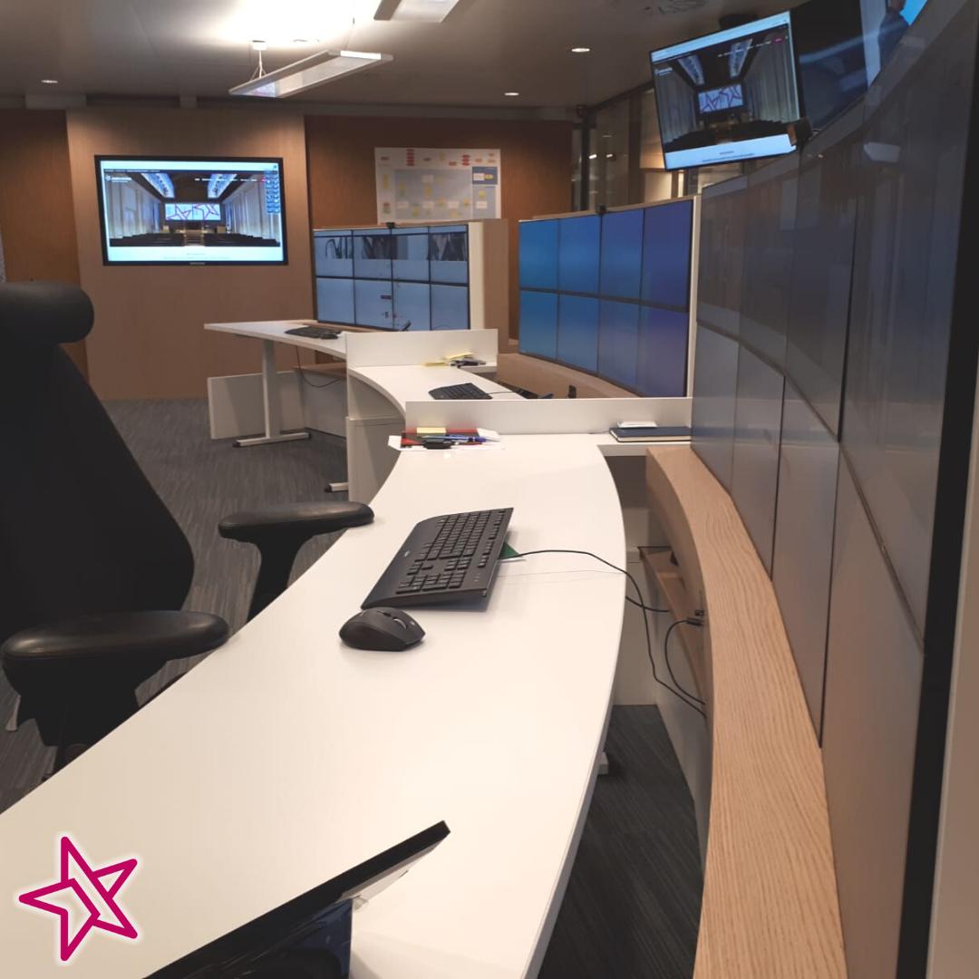 WBL Roermond - Centrale Regelkamer 3 - Media Service Maastricht