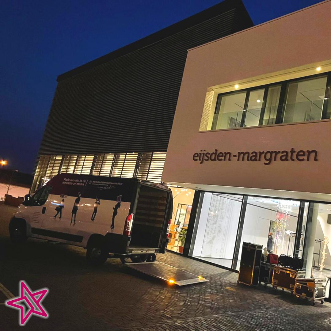 Livestreaming raadsvergadering Eijsden-Margraten 20-04-2021 - Media Service Maastricht