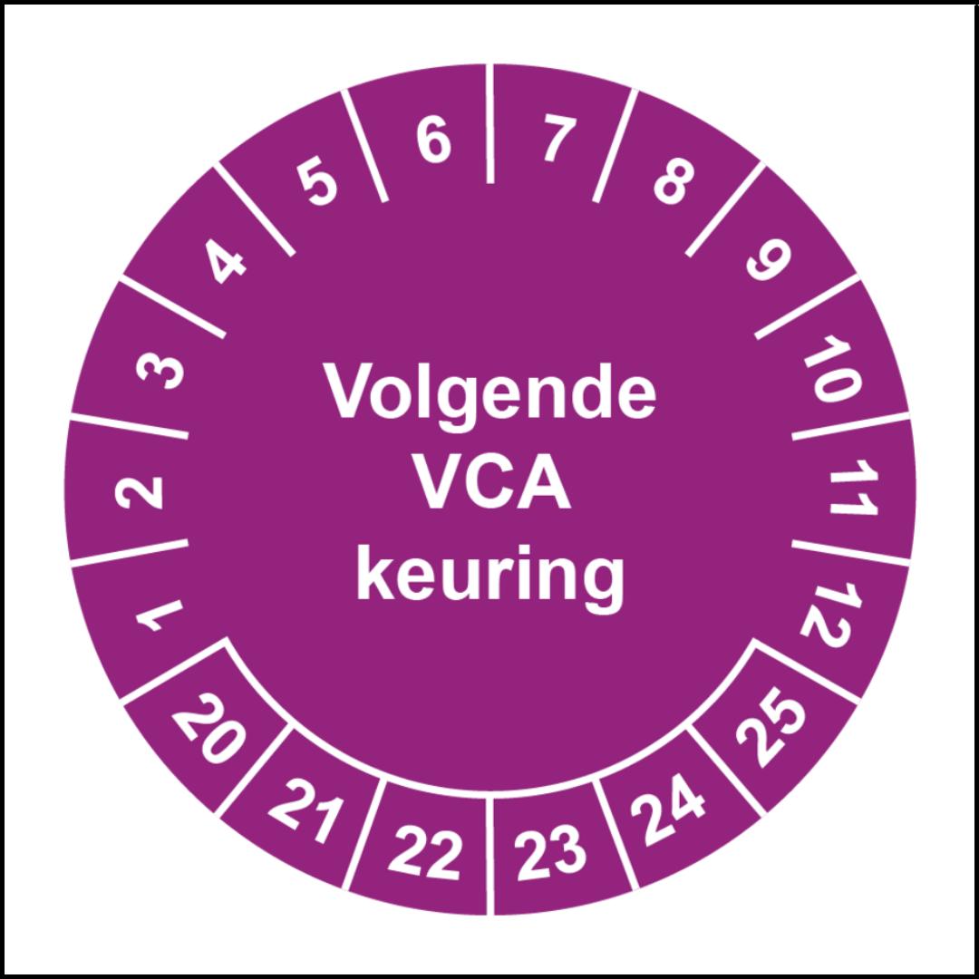 VCA keuring - Media Service