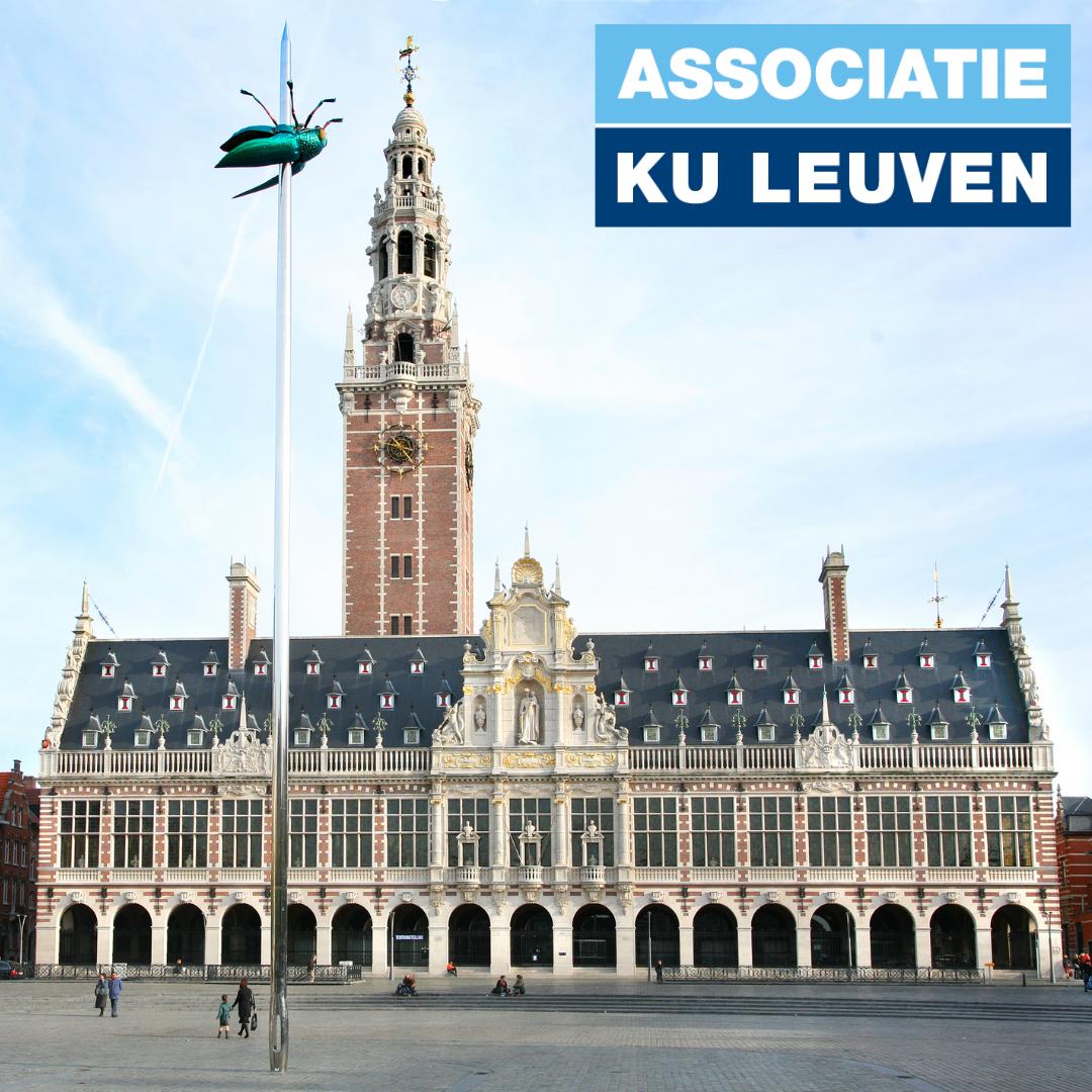 Associatie KU Leuven - Media Service België