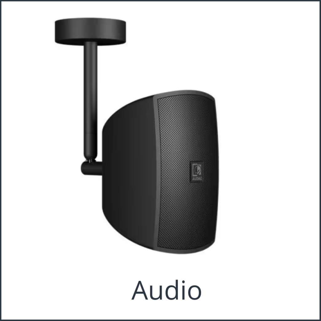 Audio - Media Service