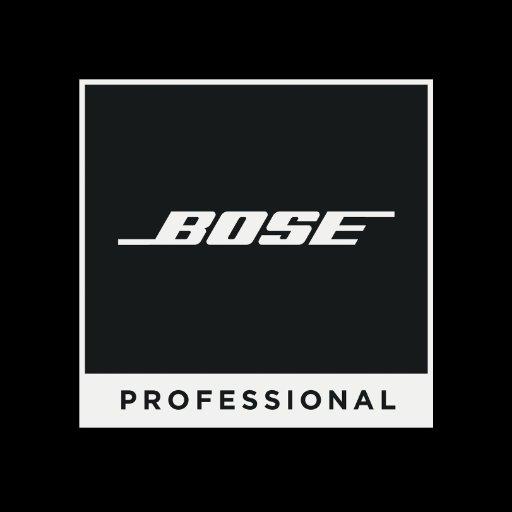 Bose Professional audio - Media Service