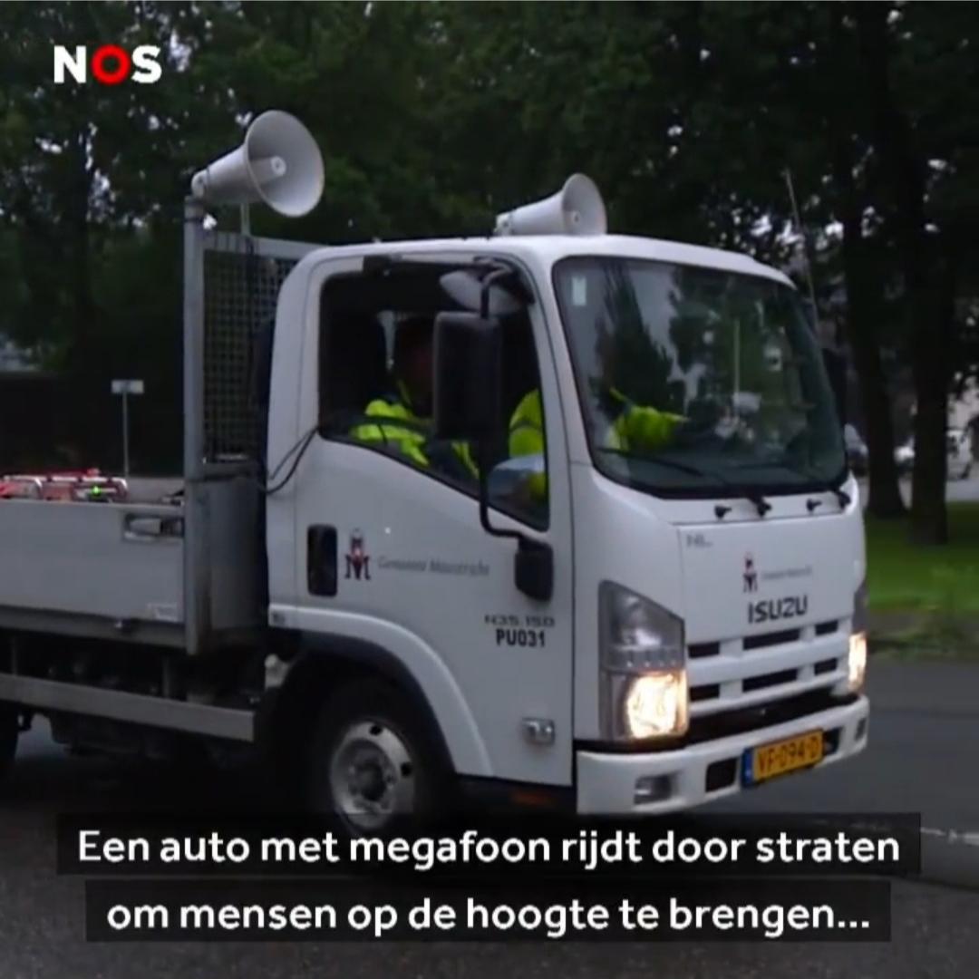 Megafoon Stadsbeheer Gemeente Maastricht - Media Service