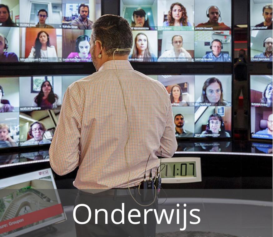 Onderwijs videoconferencing - Media Service