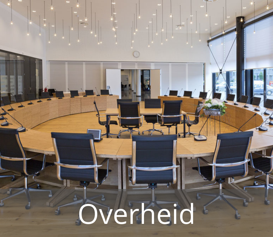 Overheid videoconferencing - Media Service