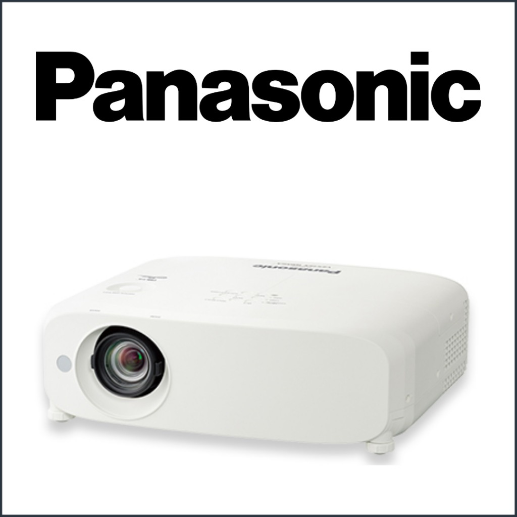Panasonic beamers - Media Service