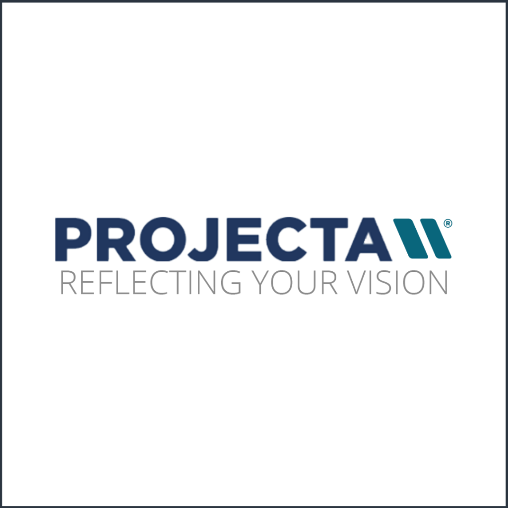 Projecta projectieschermen - Media Service