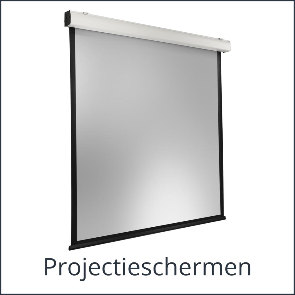 Projectieschermen - Media Service
