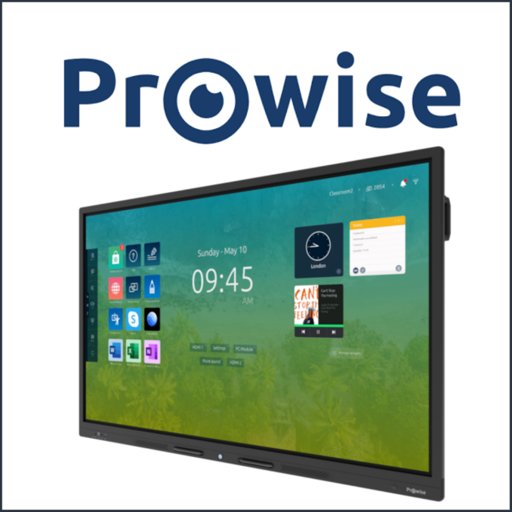 Prowise all-in-one-pc - Media Service
