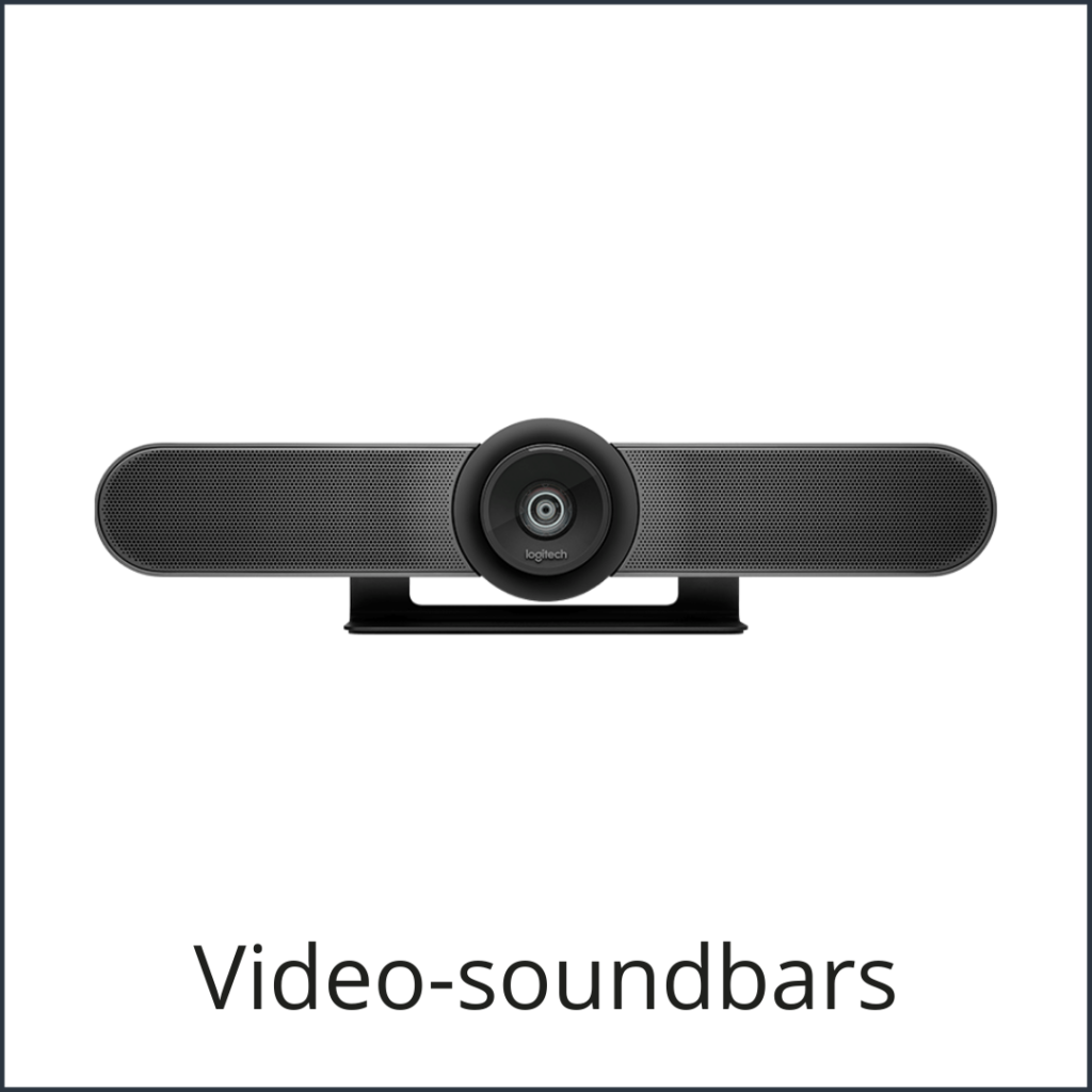 Videoconferencing video-soundbars - Media Service