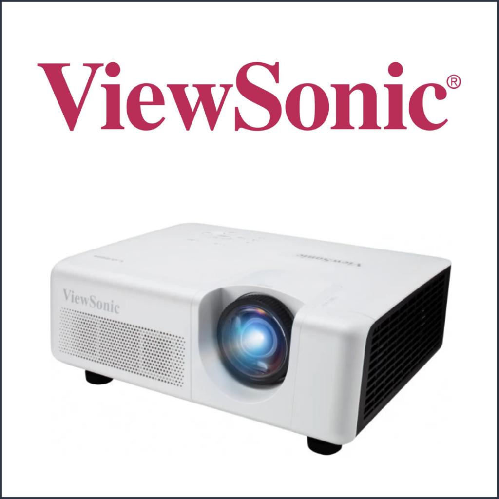 Viewsonic beamers - Media Service