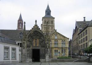 Schatkamer Sint Servaas basiliek - Media Service