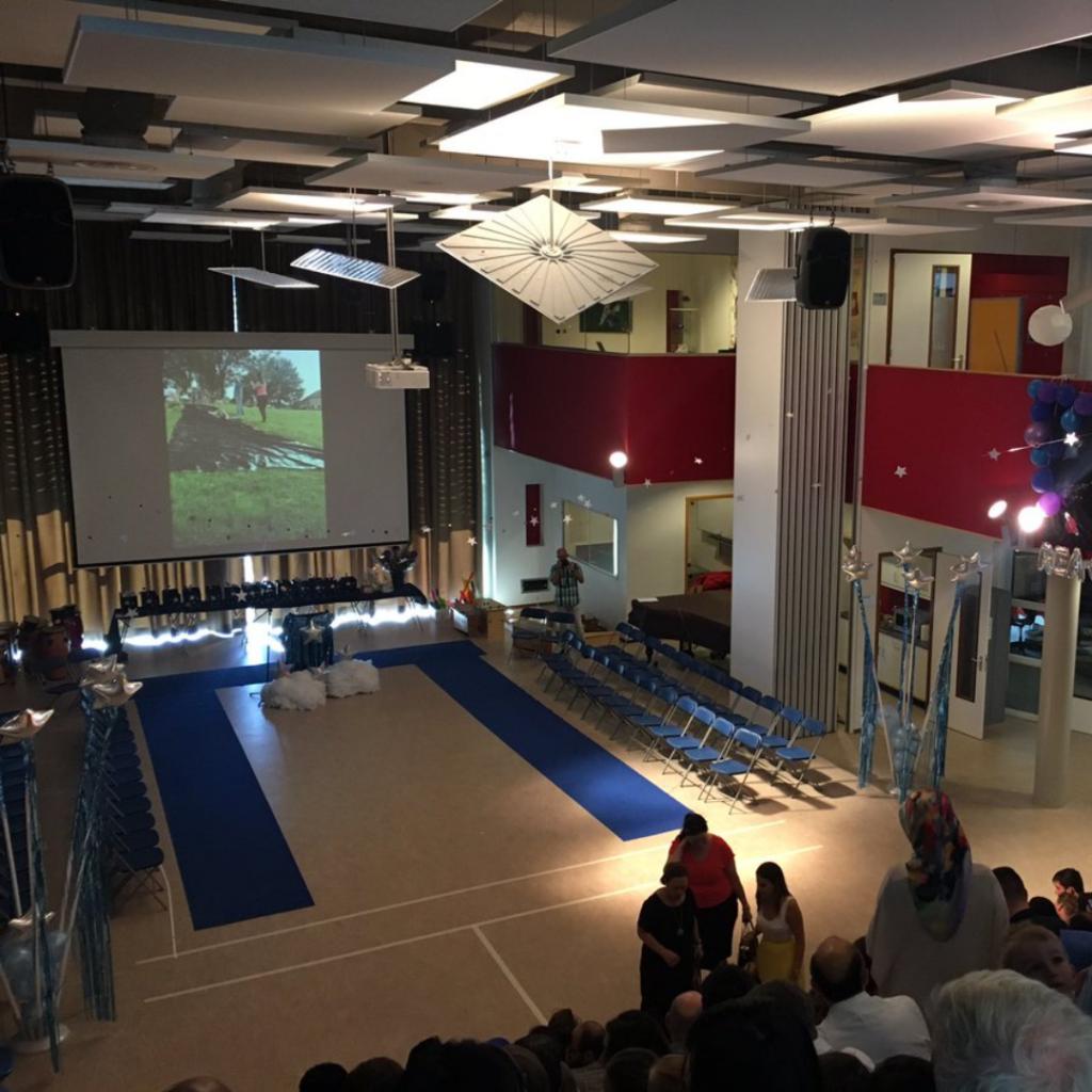 UWC Maastricht aula